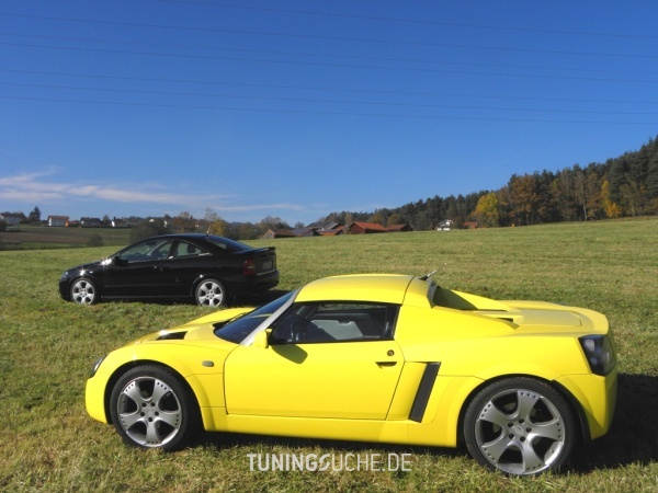 Opel SPEEDSTER 09-2002 von Rennsemme - Bild 563605