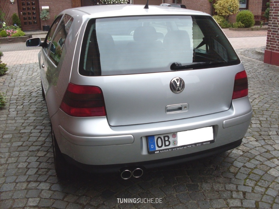 VW GOLF IV (1J1) 1.6 16V Highline Bild 564205