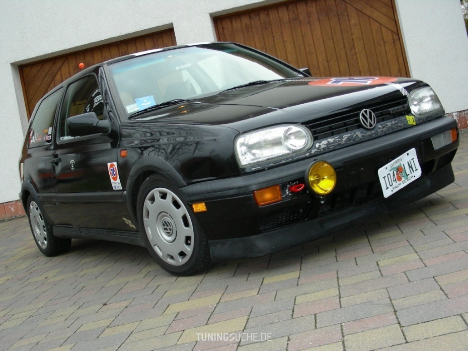 VW GOLF III (1H1) 2.0 GTI Edition Bild 564417