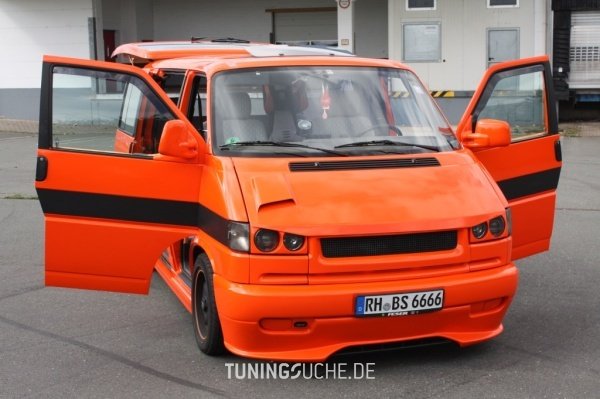 VW TRANSPORTER T4 Bus (70XB, 70XC, 7DB, 7DW) 07-1990 von Tiefflieger1 - Bild 567464