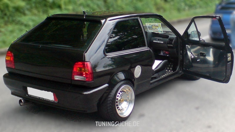 VW POLO Coupe (86C, 80) 1.3 G40  Bild 568026