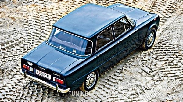 Alfa Romeo GIULIA 05-1965 von DirkH - Bild 567176