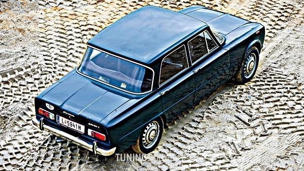 Alfa Romeo GIULIA 1300 TI  Bild 567176