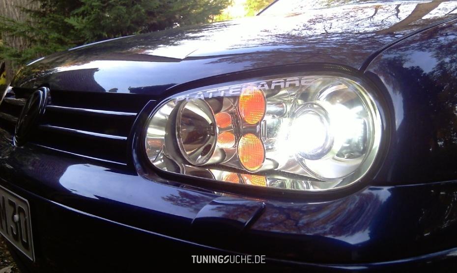 VW GOLF IV (1J1) 1.6 FSI FSI Highline Sonderedition Bild 570222