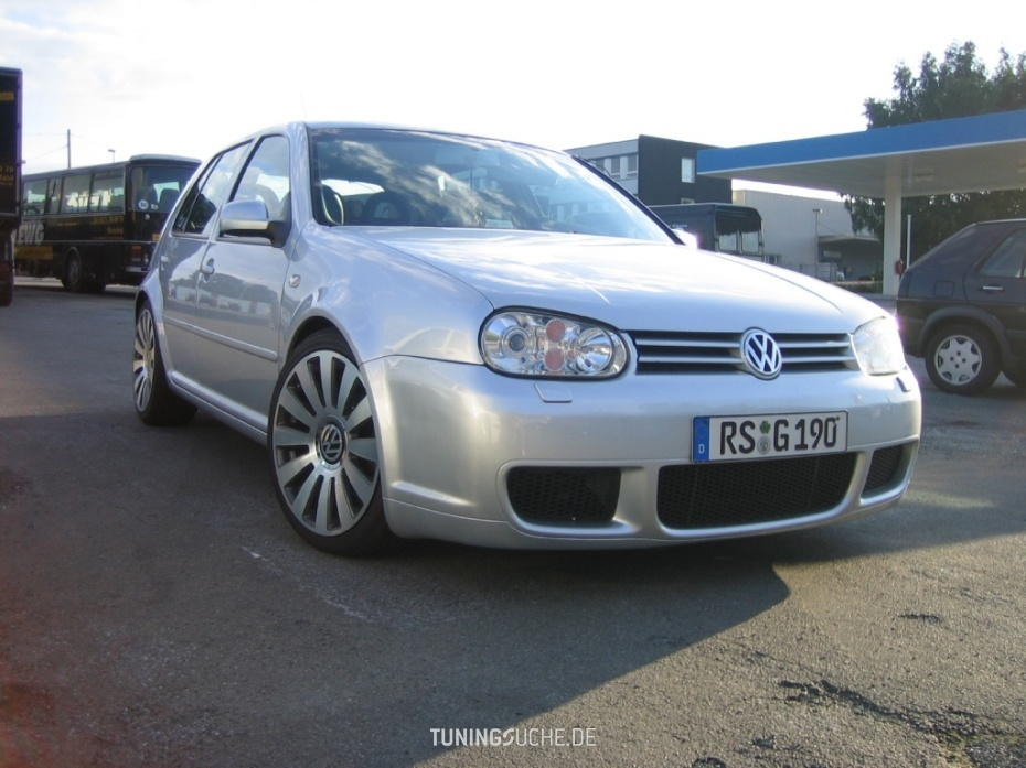 VW GOLF IV (1J1) 1.9 TDI 4motion Highline Bild 574368