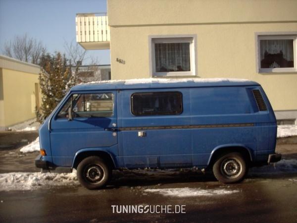 VW TRANSPORTER T3 Bus 06-1989 von DirkH - Bild 572186