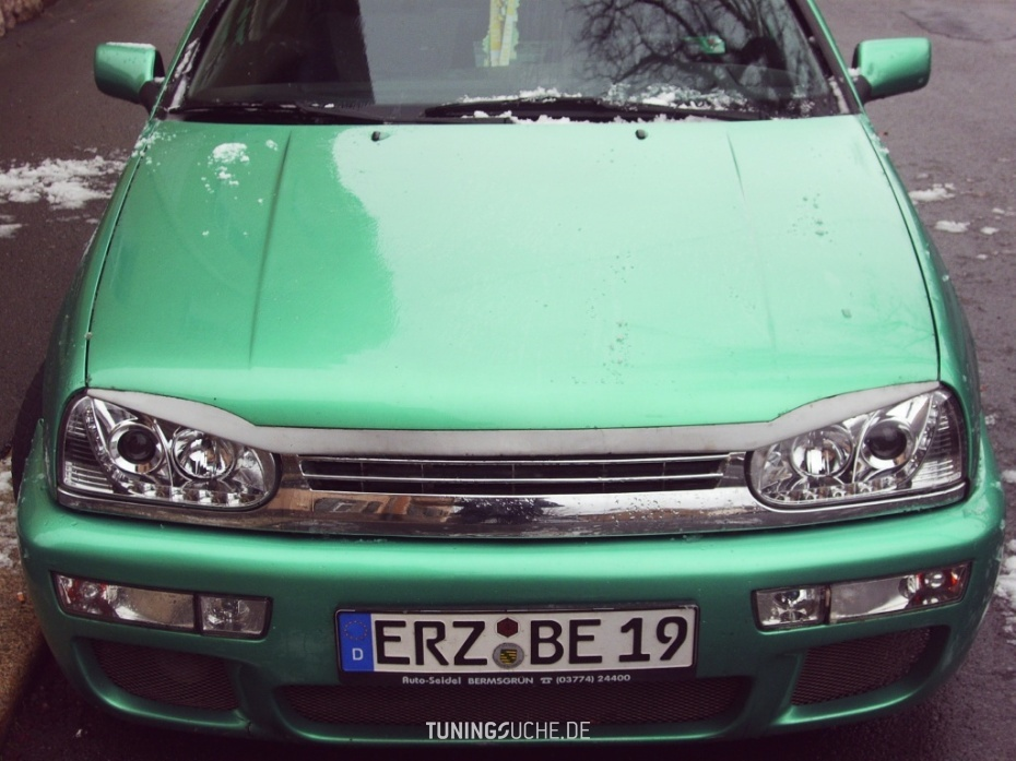 VW GOLF III (1H1) 1.8  Bild 572528