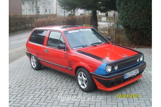 bild vw polo 86c - photo #46