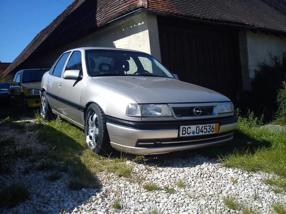 Opel VECTRA A (86, 87) 2.5 V6 MV6 Bild 575201