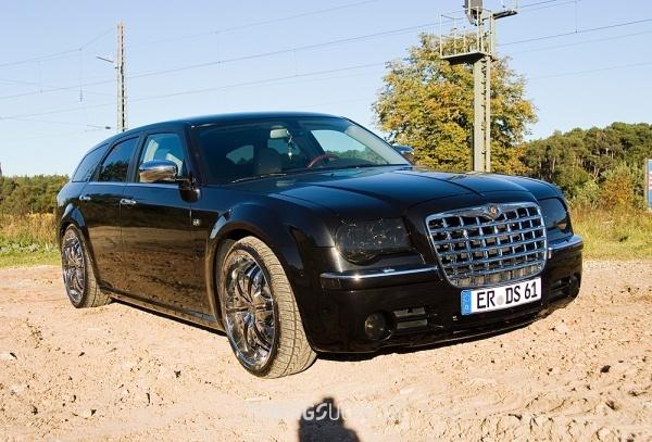 Chrysler 300 C Touring 04-2007 von Psycho-Schuppe - Bild 575611