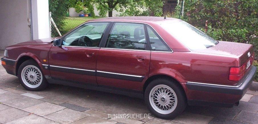Audi V8 (44, 4C) 3.6  quattro  Bild 577893