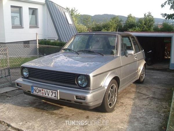 VW GOLF I Cabriolet (155) 08-1990 von vwbus007bond - Bild 577898