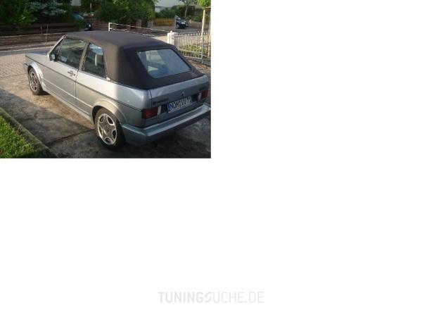 VW GOLF I Cabriolet (155) 08-1990 von vwbus007bond - Bild 577899
