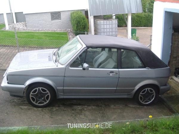 VW GOLF I Cabriolet (155) 08-1990 von vwbus007bond - Bild 577901