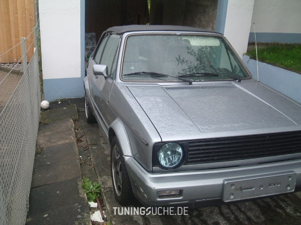 VW GOLF I Cabriolet (155) 08-1990 von vwbus007bond - Bild 577903