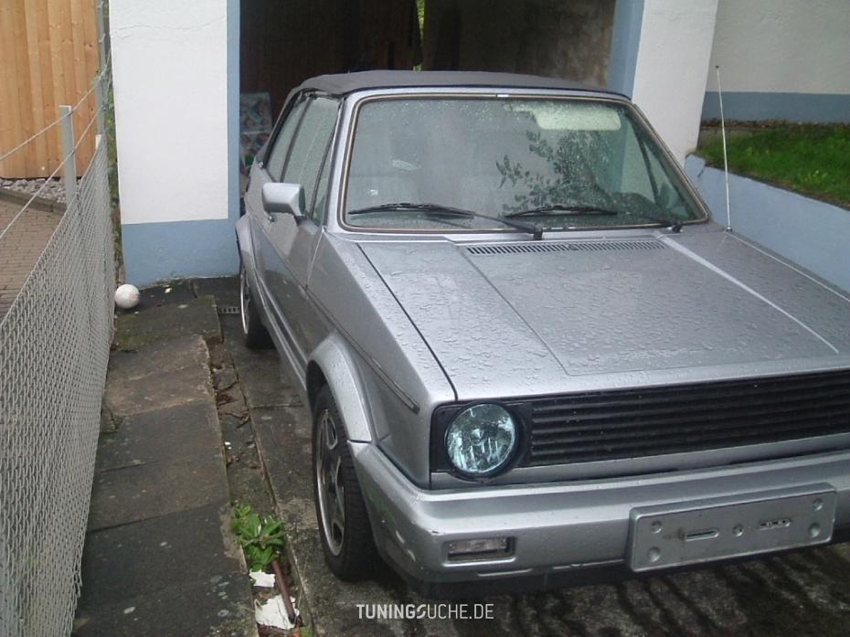 VW GOLF I Cabriolet (155) 1.8  Bild 577903