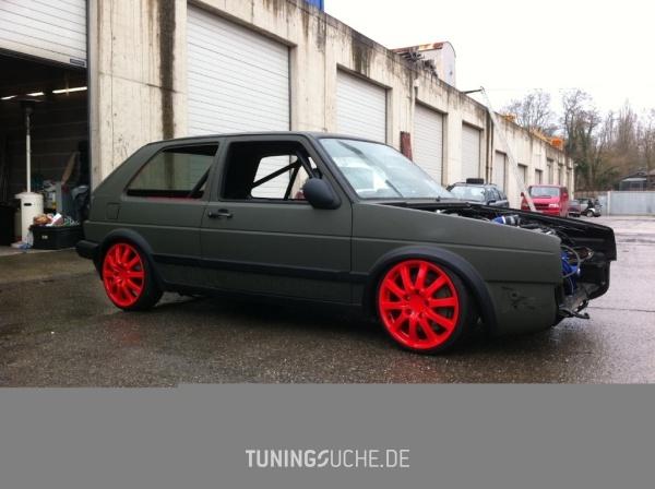 VW GOLF II (19E, 1G1) 10-1990 von NatoMarco - Bild 578153