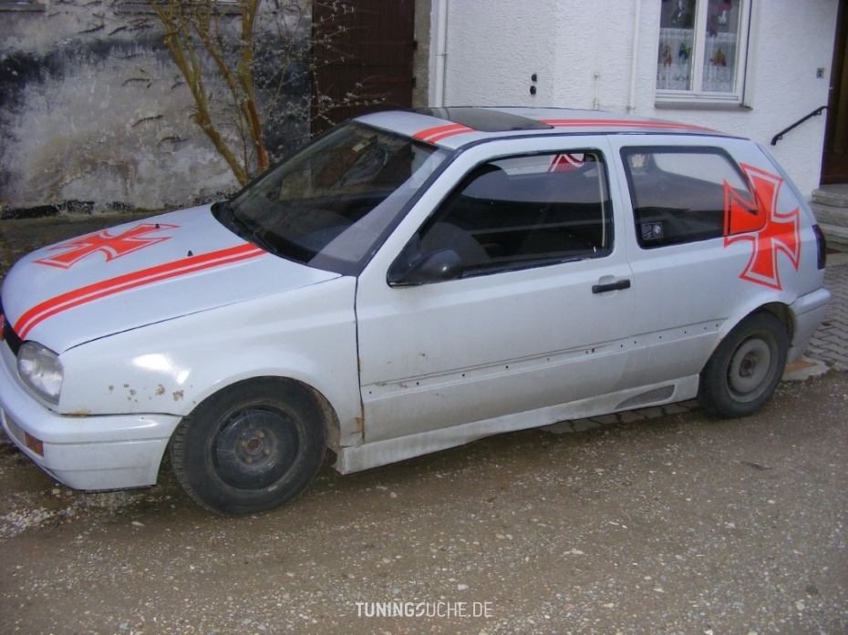VW GOLF III (1H1) 1.8  Bild 578637