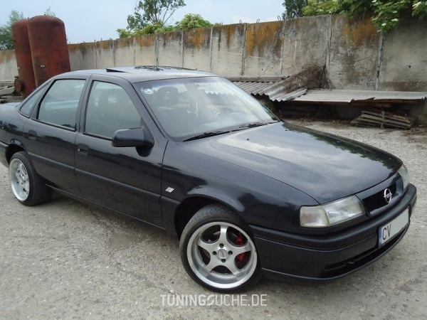 Opel VECTRA A CC (88, 89) 05-1994 von AtyVMZ - Bild 578715