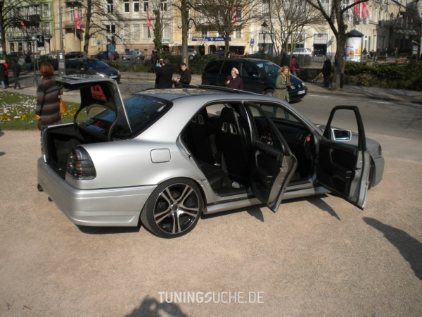 Mercedes Benz C-KLASSE (W202) 06-1997 von frank-the-tank - Bild 579029
