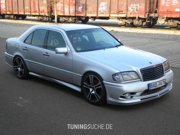 Mercedes Benz C-KLASSE (W202) 06-1997 von frank-the-tank - Bild 579038