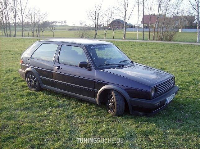 VW GOLF II (19E, 1G1) 1.8  Bild 581279