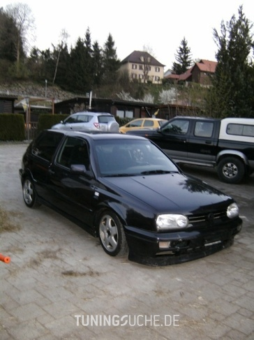 VW GOLF III (1H1) 2.0 GTI 16V  Bild 585268