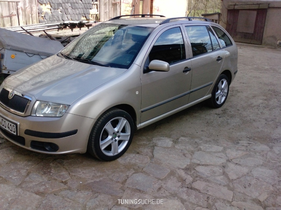 2005 skoda fabia combi xxi century cars. Black Bedroom Furniture Sets. Home Design Ideas