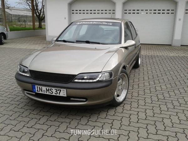 Opel VECTRA B CC (38) 07-1996 von Opel-Boy - Bild 586089