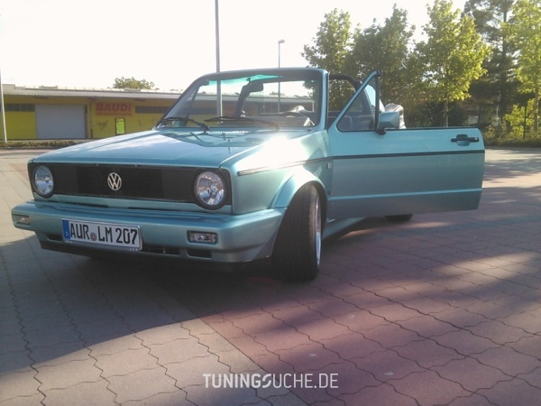 VW GOLF I Cabriolet (155) 04-1993 von Bochardt - Bild 586300