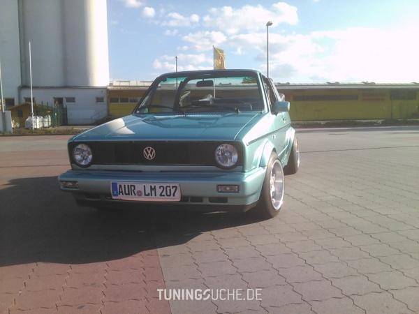 VW GOLF I Cabriolet (155) 04-1993 von Bochardt - Bild 586301