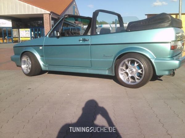 VW GOLF I Cabriolet (155) 04-1993 von Bochardt - Bild 586302