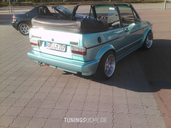 VW GOLF I Cabriolet (155) 04-1993 von Bochardt - Bild 586305