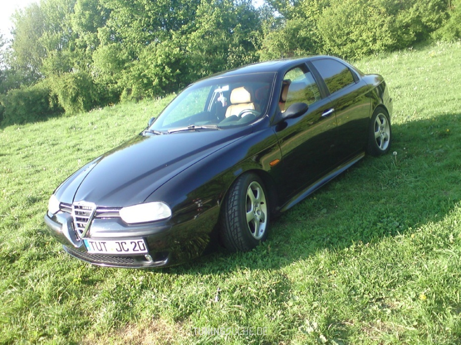 Alfa Romeo 156 Sportwagon (932) 1.8 16V T.SPARK  Bild 586460