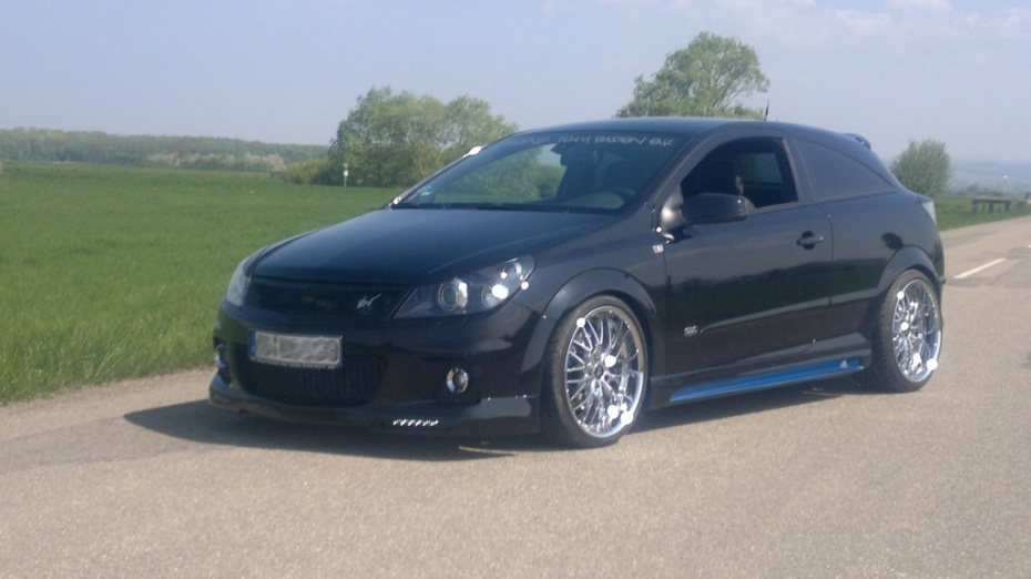 opel astra h gtc 2 0 turbo bj 2008 von tigeranddragon. Black Bedroom Furniture Sets. Home Design Ideas