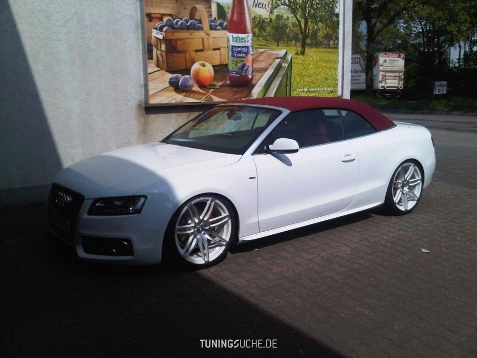 Audi A5 Cabriolet (8F) 2.7 TDI  Bild 592275