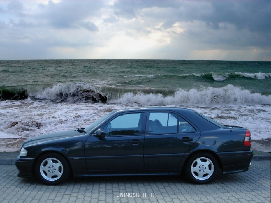 Mercedes Benz C-KLASSE (W202) C 230 Kompressor Kompressor Bild 40865