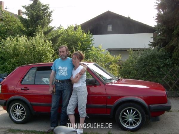 VW GOLF II (19E, 1G1) 03-1988 von volker456 - Bild 592743