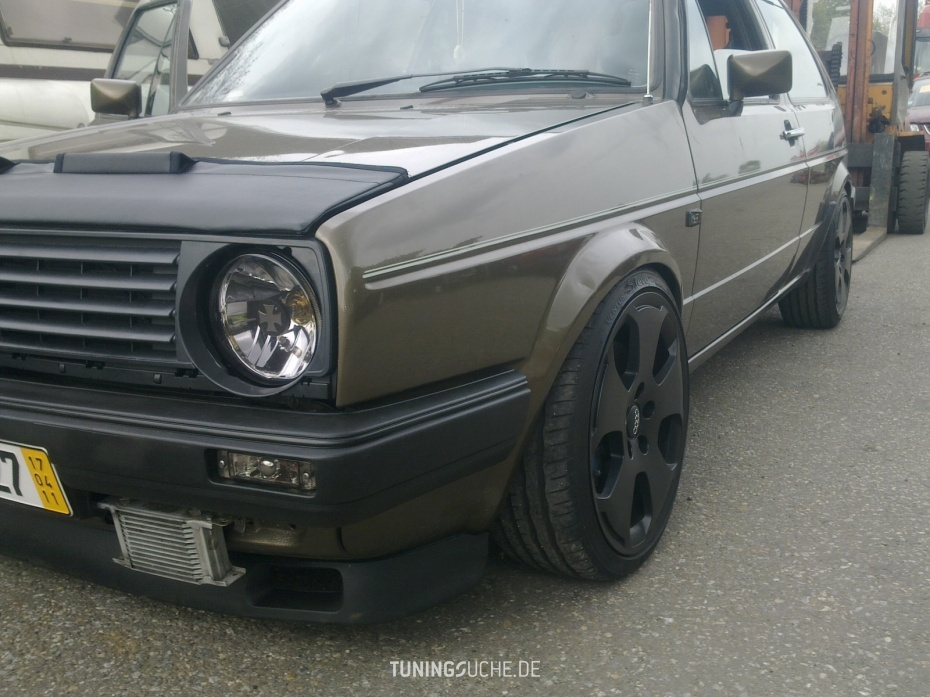 VW GOLF II (19E, 1G1) 1.8 Flair Vr6 umbau Bild 593297