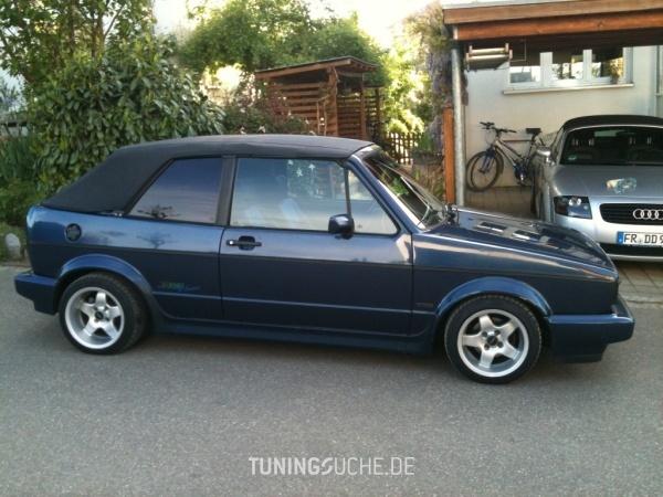 VW GOLF I Cabriolet (155) 00-1991 von raphyniert - Bild 593299