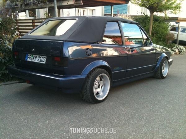 VW GOLF I Cabriolet (155) 00-1991 von raphyniert - Bild 593300