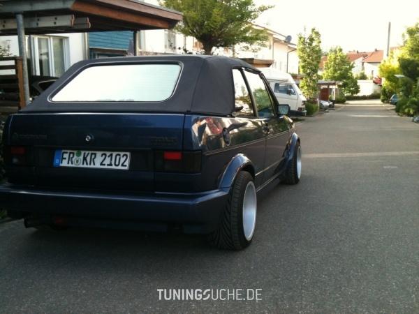 VW GOLF I Cabriolet (155) 00-1991 von raphyniert - Bild 593302
