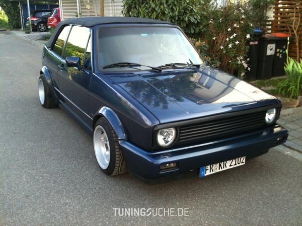 VW GOLF I Cabriolet (155) 00-1991 von raphyniert - Bild 593304