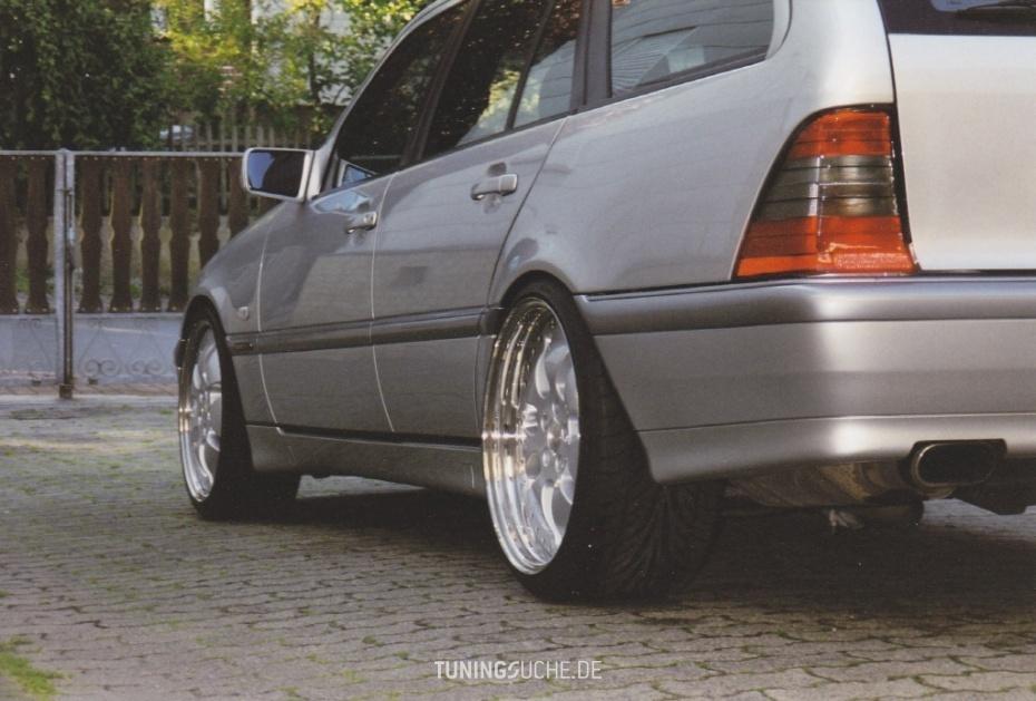 Mercedes Benz C-KLASSE (W202) C 200 Kompressor Sport Bild 593884