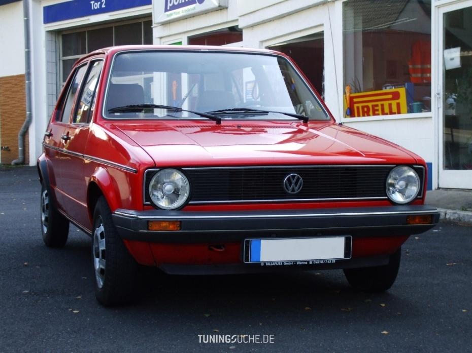 VW GOLF I (17) 1.1  Bild 593891