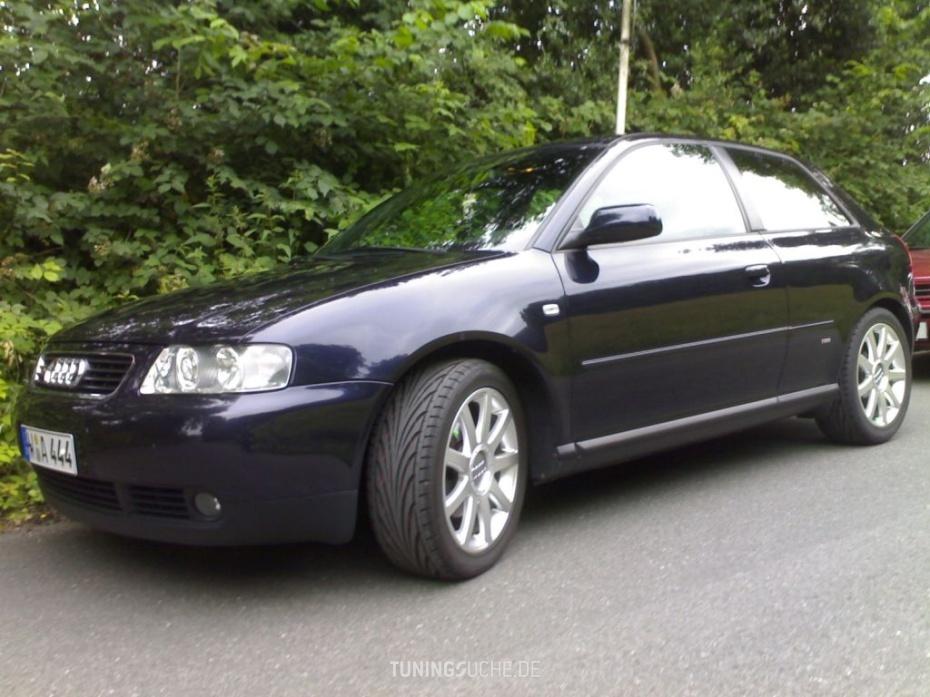 Audi A3 (8L1) 1.8 T S-Line  Bild 41183