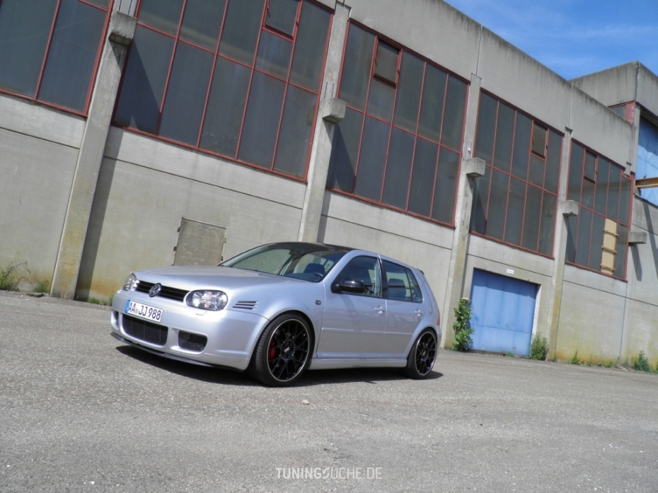 VW GOLF IV (1J1) 3.2 R32 4motion ... Bild 596460