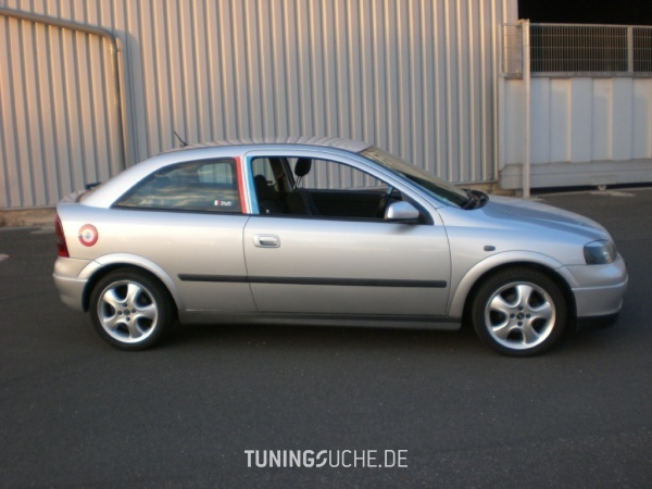 Opel ASTRA G CC (F48, F08) 10-2002 von Stingray - Bild 600265