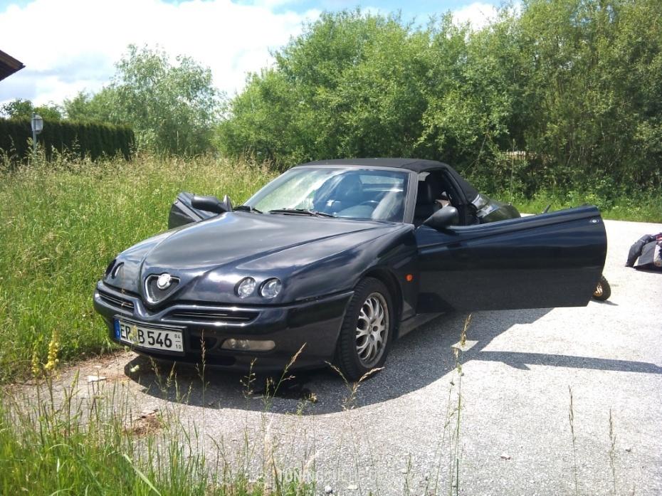 Alfa Romeo SPIDER (916S) 2.0 T.SPARK 16V  Bild 601868