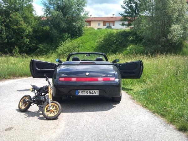 Alfa Romeo SPIDER (916S) 03-1999 von Gex21 - Bild 601869